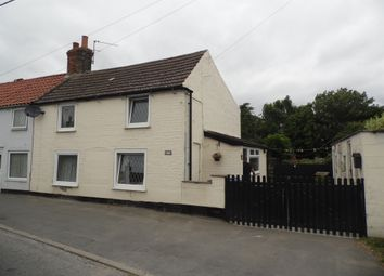 Thumbnail 2 bed end terrace house for sale in Silver Street, Bardney, Lincoln
