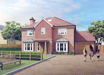 Thumbnail 4 bed detached house for sale in Haywards Road, Haywards Heath
