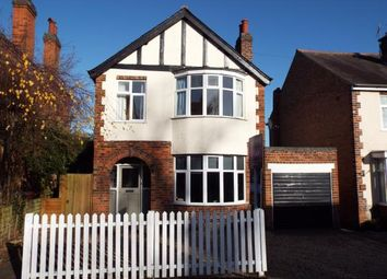 Thumbnail 3 bed detached house for sale in New Street, Earl Shilton, Leicester, Leicestershire