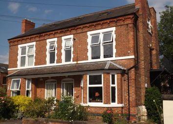 Thumbnail 2 bed flat for sale in Henry Road, West Bridgford, Nottingham