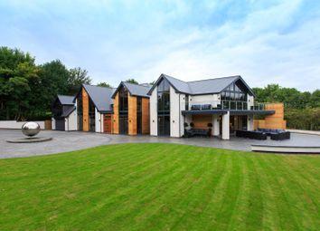 Thumbnail 5 bed detached house for sale in 2 Hill Farm Court, Edwalton, Nottingham