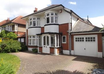 Thumbnail 4 bedroom detached house for sale in Leeson Road, Bournemouth