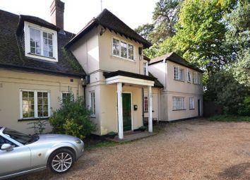 Thumbnail 1 bed flat to rent in Sandhurst Road, Finchampstead, Wokingham