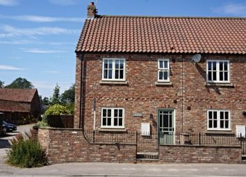 Thumbnail 3 bed end terrace house to rent in Main Street, Driffield