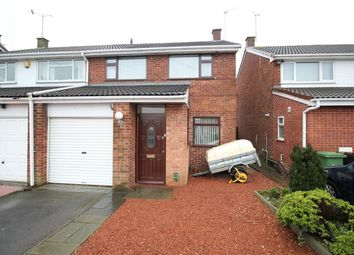 Thumbnail 3 bed semi-detached house for sale in Melrose Avenue, Bedworth