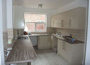 Thumbnail 3 bedroom terraced house to rent in Ruskin Avenue, Manchester