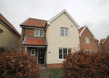 Thumbnail 4 bed detached house to rent in New Road, Tacolneston, Norwich