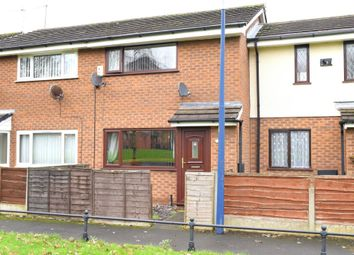Thumbnail 2 bedroom terraced house for sale in Treelands Walk, Salford, Greater Manchester