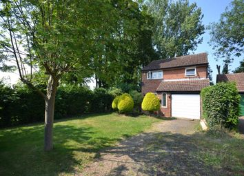 Thumbnail 3 bed detached house for sale in Chatsworth Avenue, Goldenash, Northampton