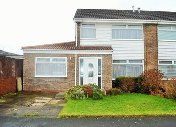 Thumbnail 4 bedroom semi-detached house for sale in Stangate, Green Park, Maghull
