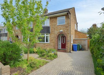 Thumbnail 3 bed semi-detached house for sale in Woodlands Drive, Beverley