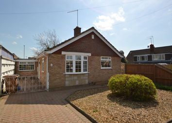 Thumbnail 2 bedroom bungalow for sale in Coleraine Close, Kingsthorpe, Northampton