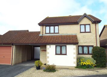 Thumbnail 3 bed detached house for sale in Priddy Close, Frome