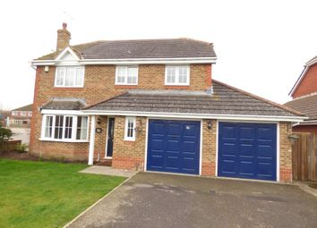 Thumbnail 4 bed detached house to rent in Foster Lane, Ashington, Pulborough