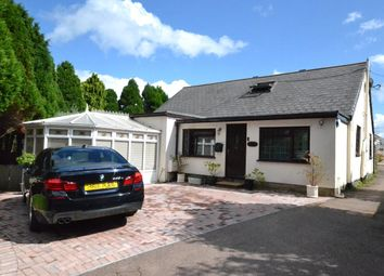 Thumbnail 4 bed bungalow for sale in Secmaton Lane, Dawlish