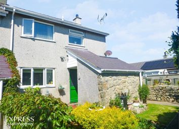 Thumbnail 3 bed semi-detached house for sale in Penysarn, Penysarn, Anglesey