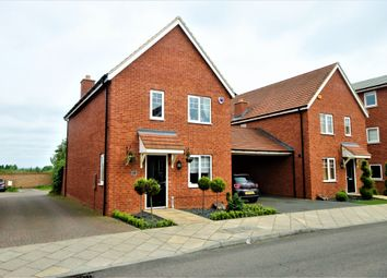 Thumbnail 3 bed detached house for sale in Timken Way North, Duston, Northampton
