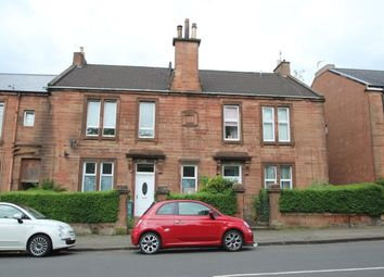 Thumbnail 1 bed flat to rent in Blairhill Street, Coatbridge
