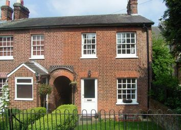 Thumbnail 3 bedroom end terrace house for sale in South Road, Saffron Walden, Essex