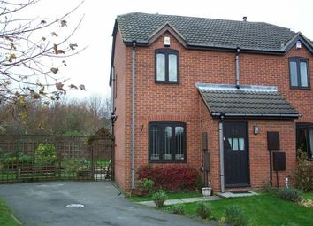 Thumbnail 2 bed semi-detached house to rent in The Pemberton, Broadmeadows, South Normanton, Alfreton