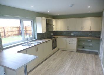 Thumbnail 4 bedroom end terrace house for sale in Lord's Walk, Raf Lakenheath, Brandon