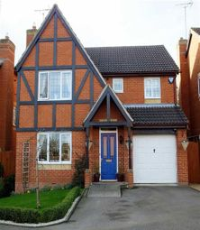 Thumbnail 4 bed detached house for sale in Forest Edge Way, Burton On Trent, Staffordshire