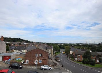 Thumbnail 1 bedroom flat to rent in Weston Court, Holton Road, Barry, Vale Of Glamorgan