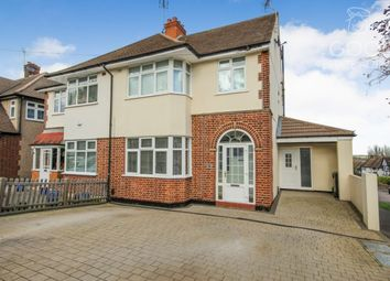 Thumbnail 4 bed terraced house for sale in Hilltop, Loughton, Essex
