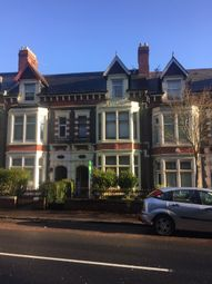 Thumbnail 5 bed terraced house for sale in Llandaff Road, Canton, Cardiff
