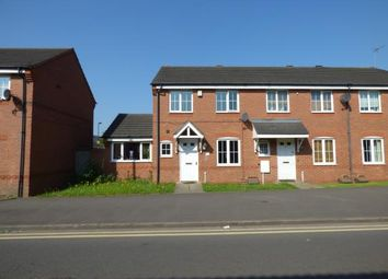 Thumbnail 4 bed end terrace house for sale in Albion Street, Willenhall, West Midlands