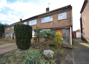 Thumbnail 3 bed semi-detached house for sale in Sermon Drive, Swanley, Kent