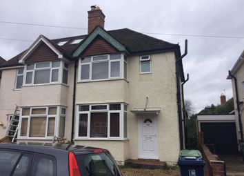 Thumbnail 1 bed property to rent in Wytham Street, Bedroom 2, Cowley