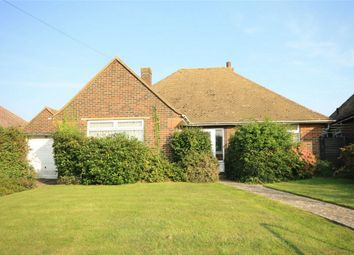 Thumbnail 2 bed detached bungalow for sale in Pebsham Lane, Bexhill-On-Sea