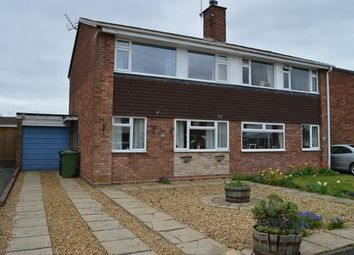 Thumbnail 3 bed semi-detached house for sale in Windsor Drive, Market Drayton