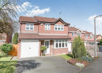 Thumbnail 4 bed detached house for sale in Cornmill Grove, Perton, Wolverhampton