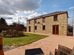 Thumbnail 8 bed detached house for sale in Praze Road, Leedstown, Hayle