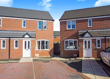 Thumbnail 3 bed semi-detached house for sale in Corning Road, Alexander Park Sunderland