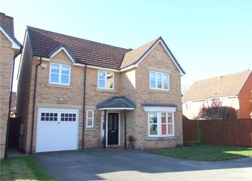 Thumbnail 4 bed detached house for sale in Drummond Way, Chellaston, Derby