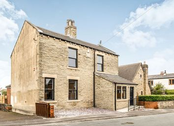 Thumbnail 3 bed detached house for sale in Cross Street, Ossett