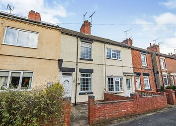 Thumbnail 3 bed terraced house to rent in Moira Road, Donisthorpe, Swadlincote