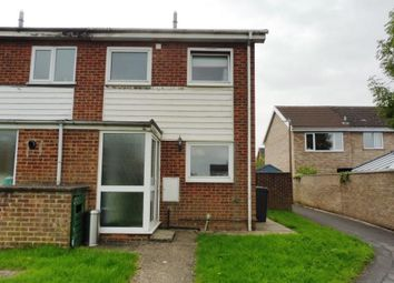 Thumbnail 2 bed terraced house to rent in Coleraine Close, Lincoln
