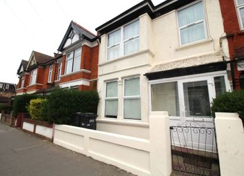 Thumbnail 5 bed terraced house to rent in Fairview Road, London