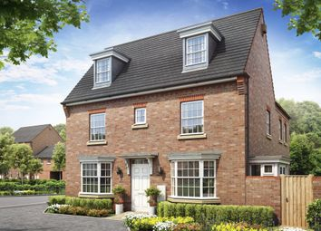 "Thumbnail 4 bed detached house for sale in ""Hertford"" at Southfleet Road, Swanscombe"