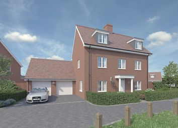 Thumbnail 4 bedroom detached house for sale in Beaulieu Heath, Centenary Way, Off White Hart Lane, Chelmsford, Essex