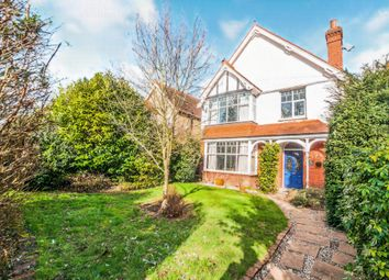 Thumbnail 4 bed detached house for sale in Bath Road, Maidenhead