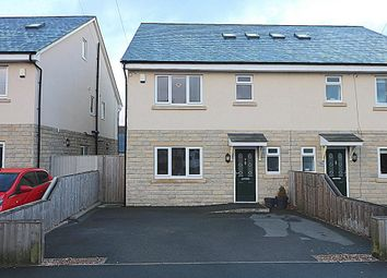 Thumbnail 5 bed semi-detached house for sale in Green Lane, Wyke, Bradford