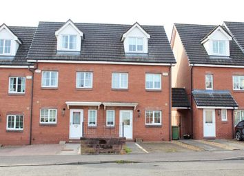 Thumbnail 3 bed town house for sale in Birchfield Drive, Glasgow