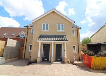 Thumbnail 2 bedroom semi-detached house for sale in The Drift, Spring Road, Ipswich