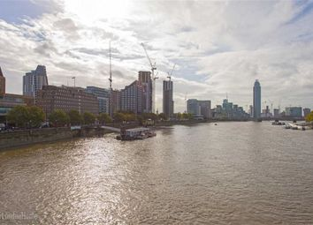 Thumbnail 1 bedroom property for sale in Tower One, Albert Embankment, London