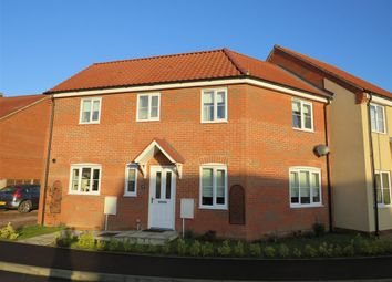 Thumbnail End terrace house for sale in Peabody Road, Aylsham, Norwich